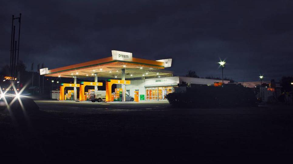preem bensinmack