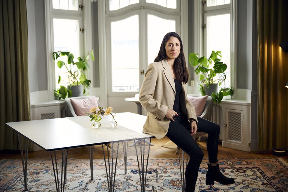 Susanne Najafi