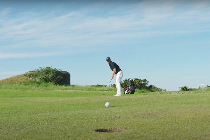golfspelare, golfplan