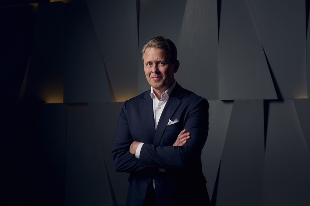 Johan H Larsson