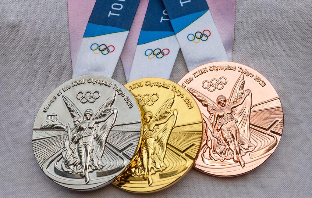 Medaljer tokyo OS